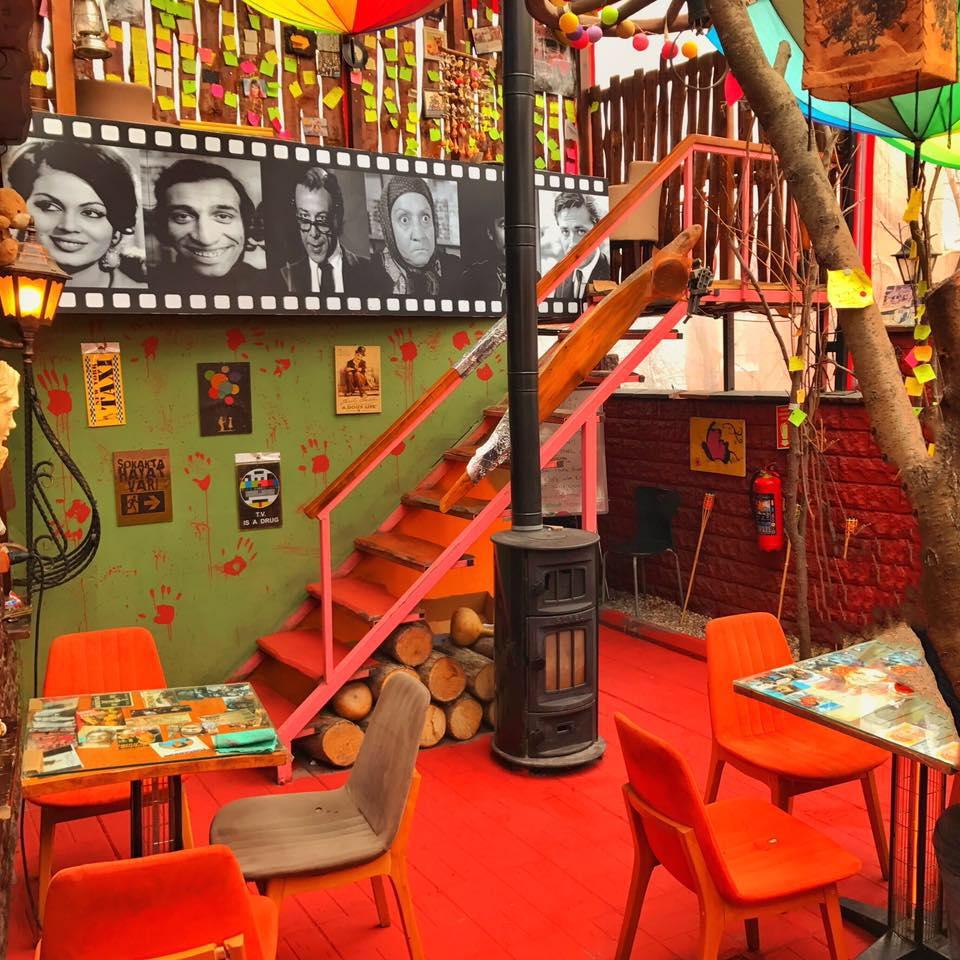Nostalji Cafe 1