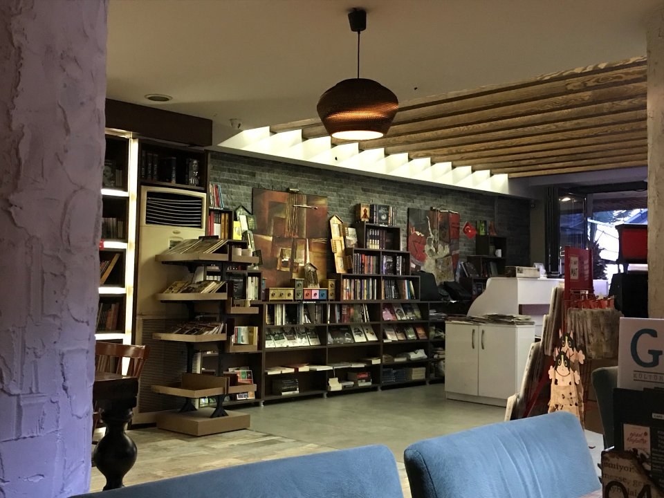 Arma Cafe and Bookstore