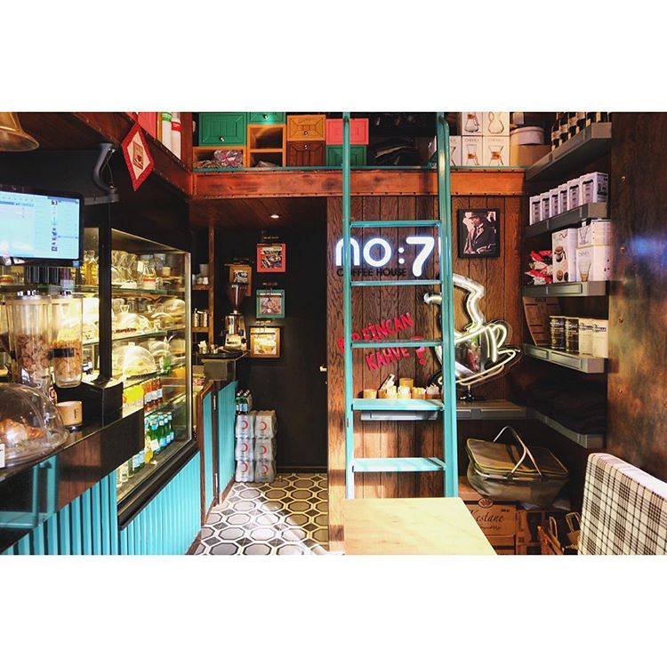 No:7 Coffee House