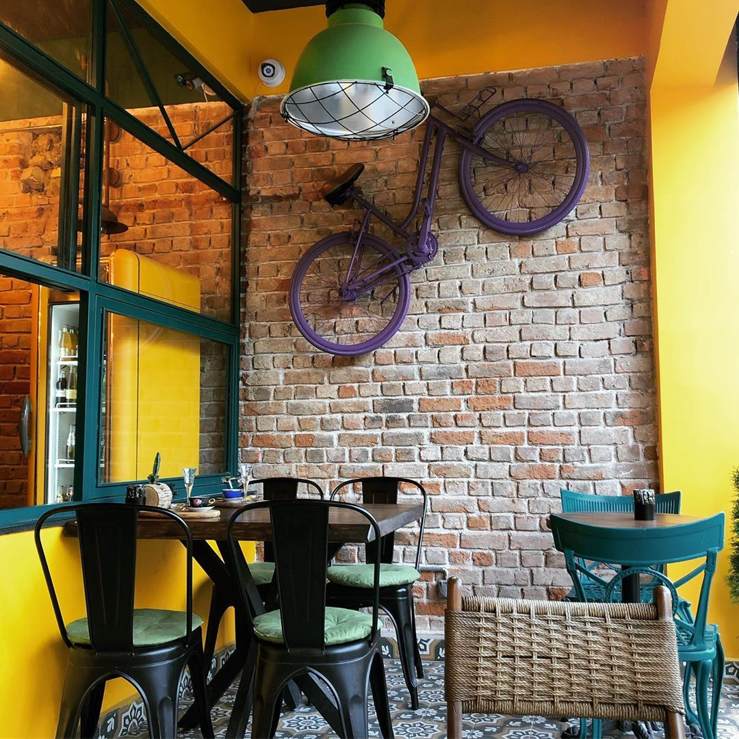 Ağustos Cafe Antika