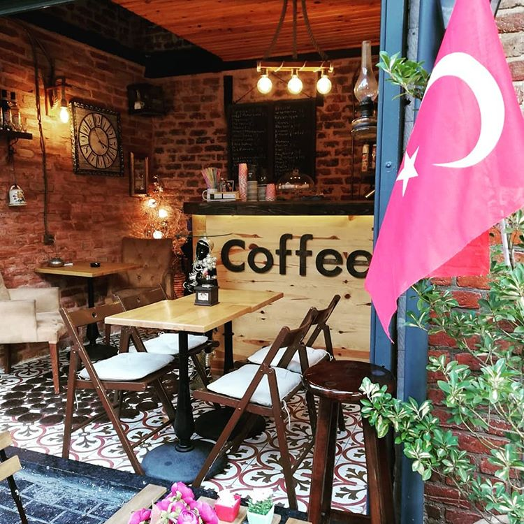 Coffee Hall Balat