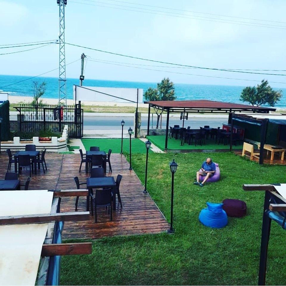 Paraşüt Cafe Karaburun