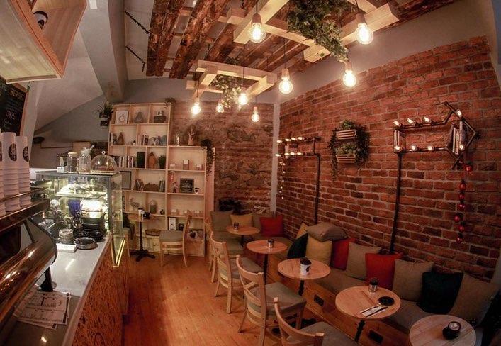 Mundo Novo Coffee & Patisserie