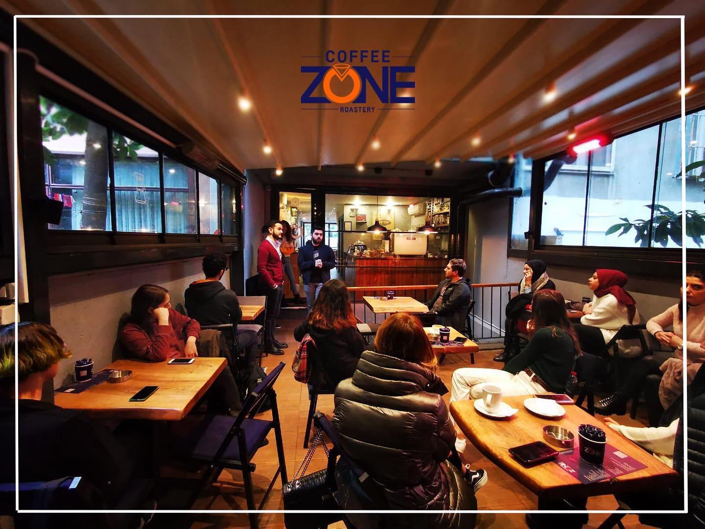 Coffee Zone Roastery