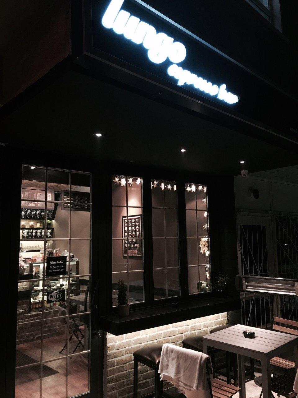 Lungo Espresso Bar