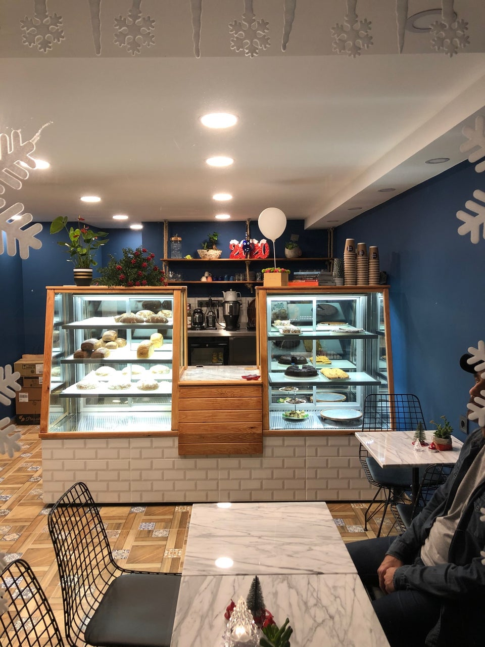 Undan Şeyler - Artisan Bakery & Coffee House