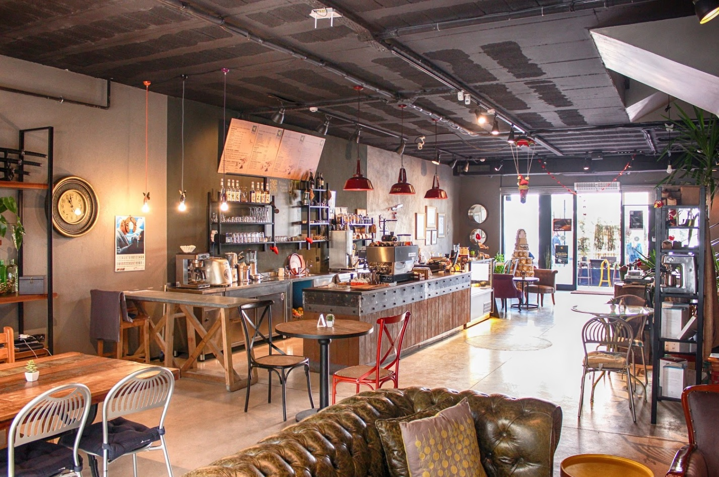 Kraz Cafe