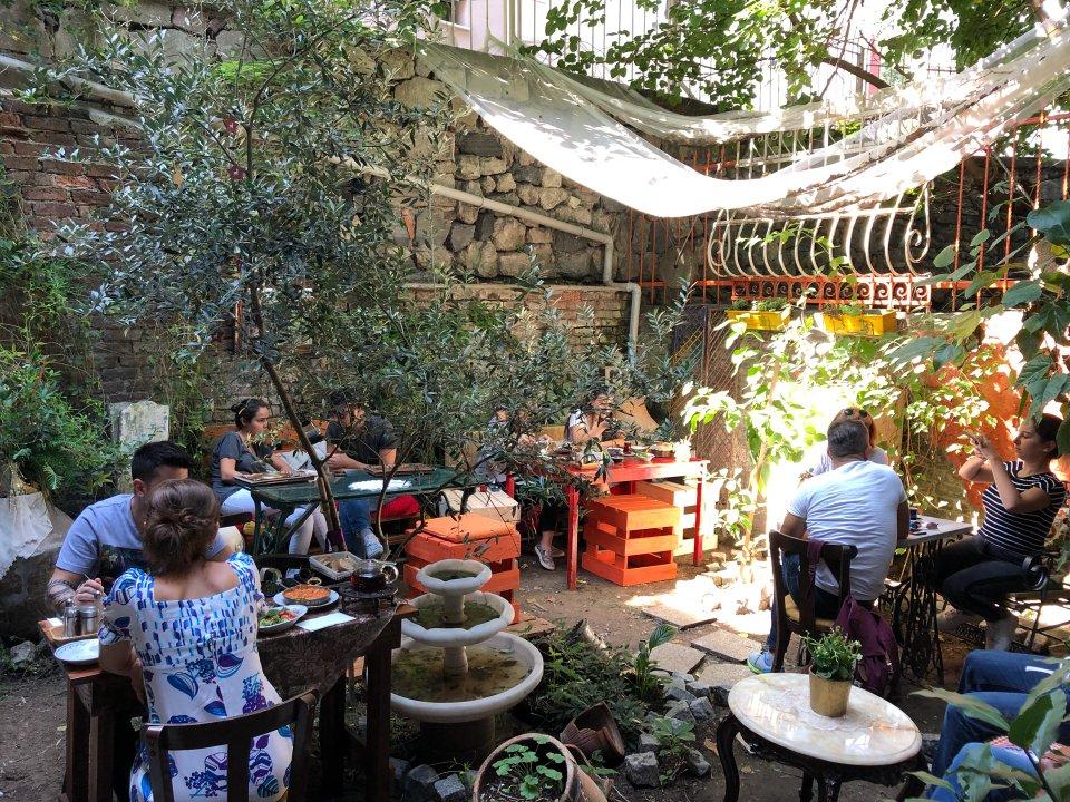 Velvet Cafe Balat