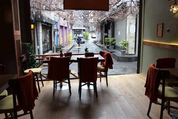 İz Karaköy Bakery & Coffee