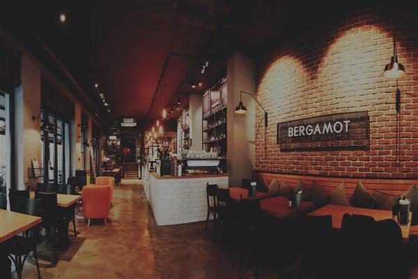 Bergamot Coffee