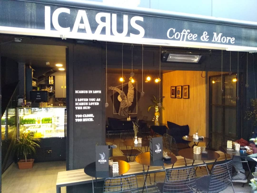 Icarus Coffee & More