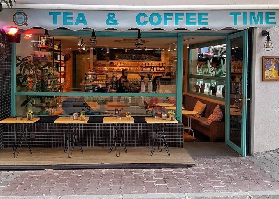 5 Tea & Coffee Time