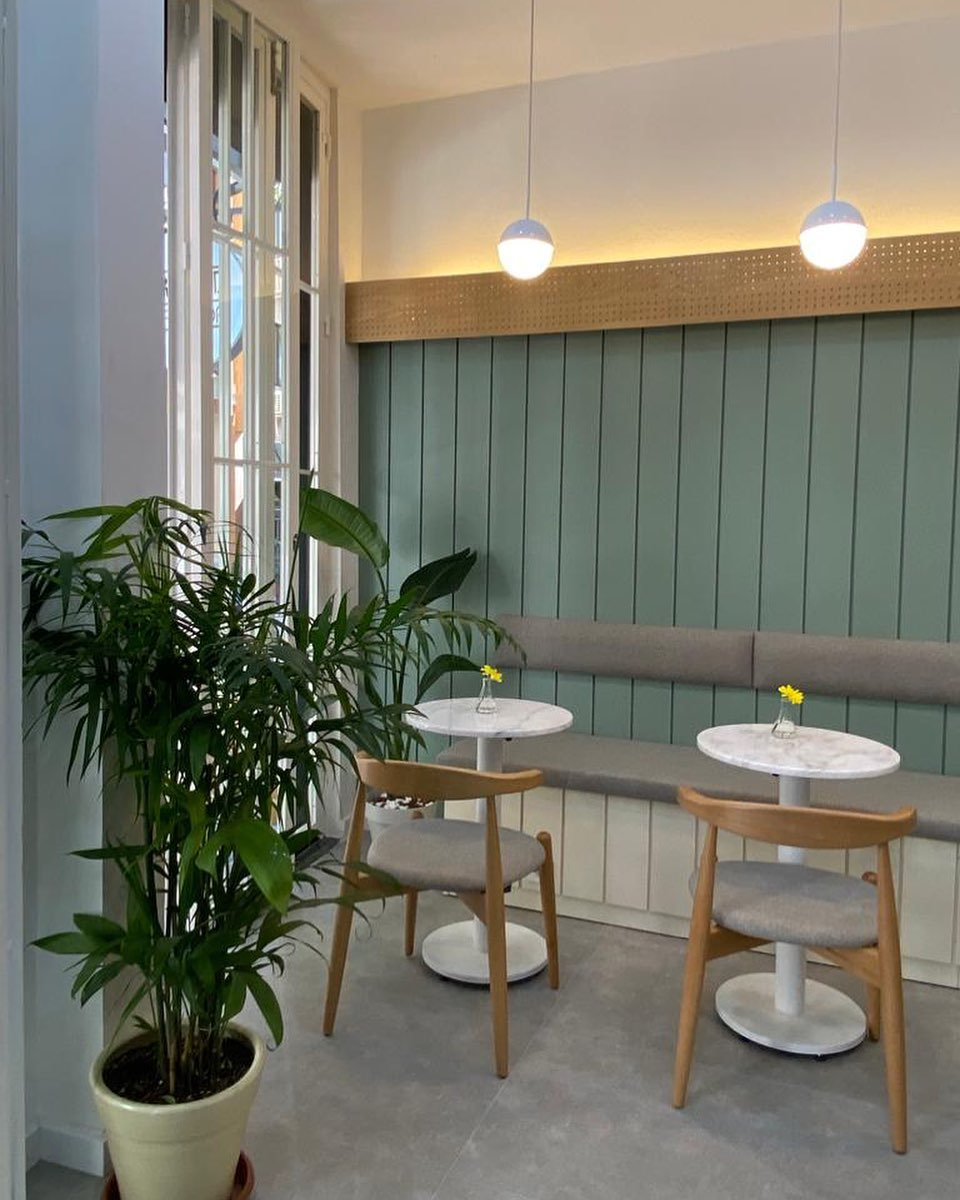Kara Kedi Coffee Shop Moda