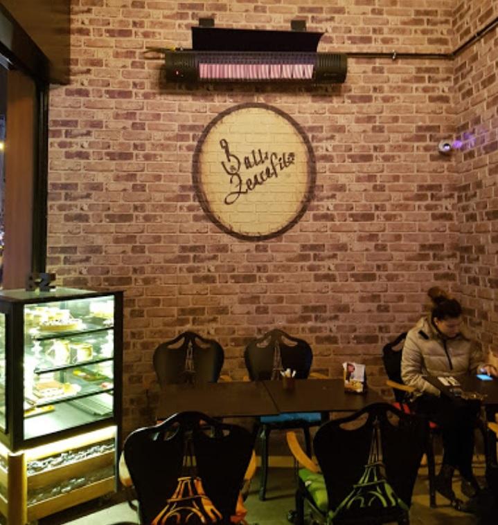Ballı Zencefil Cafe
