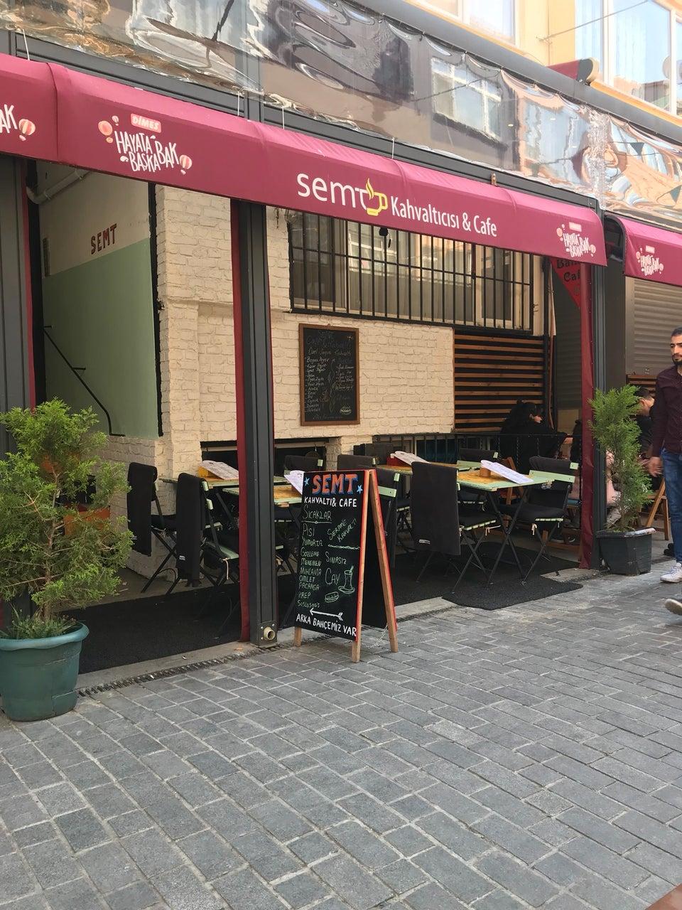 Semt Kahvaltı Cafe
