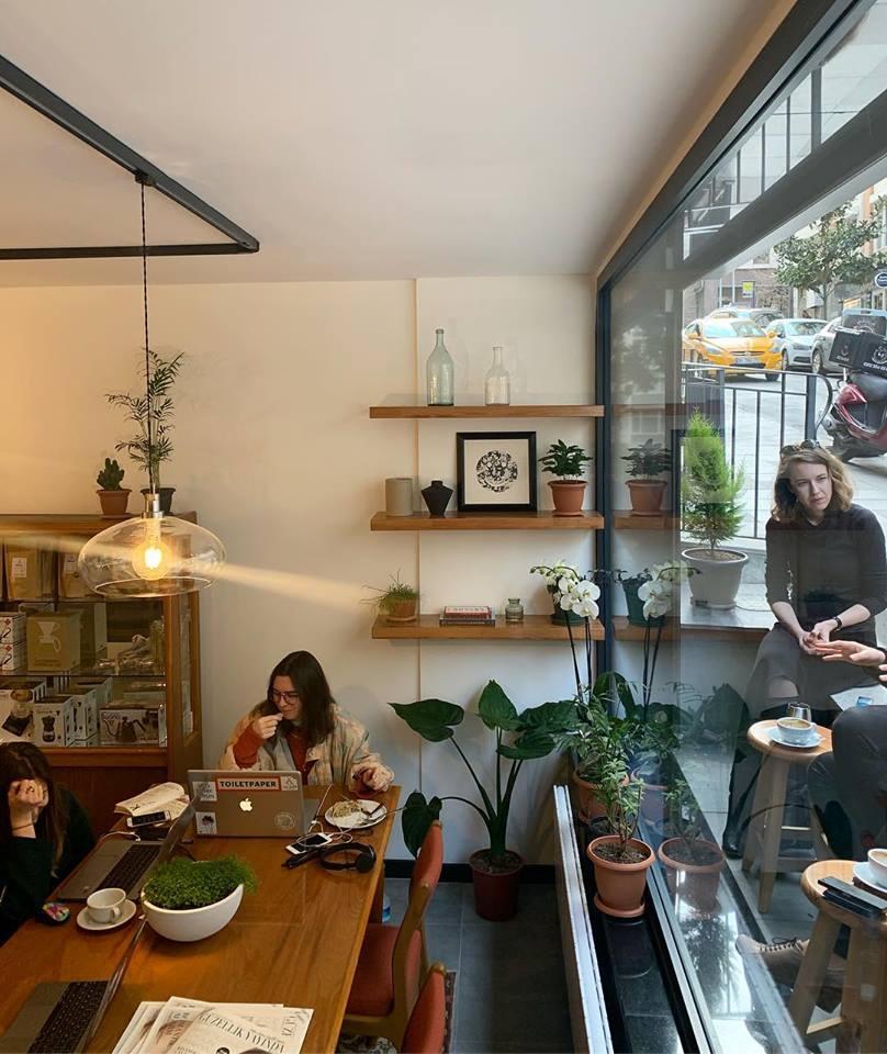 Coffee Department Nişantaşı
