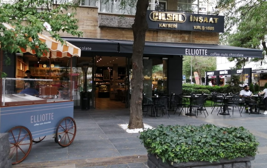 Elliotte Cafe