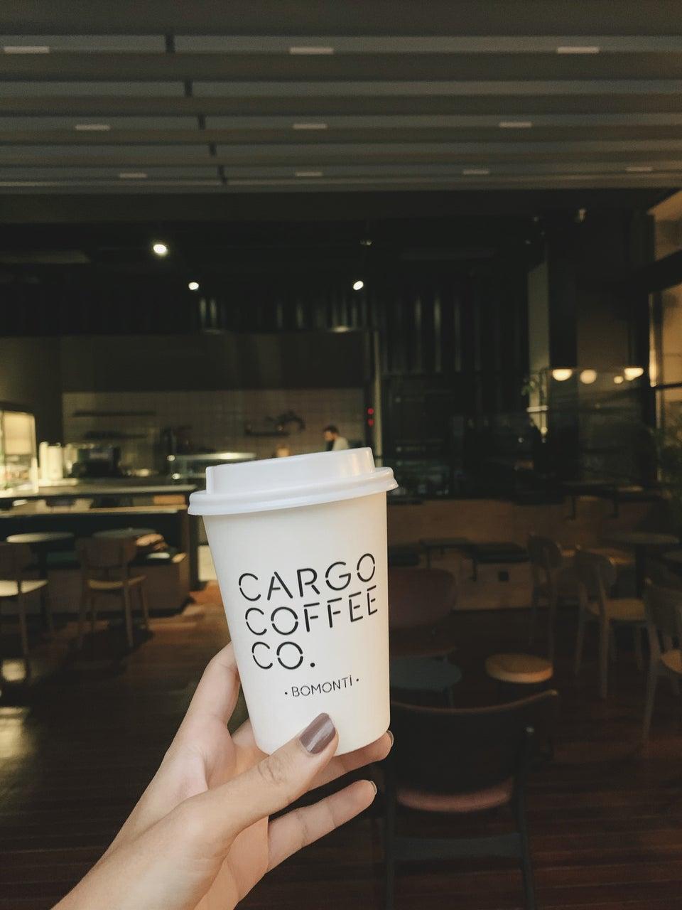 Cargo Coffee Bomonti