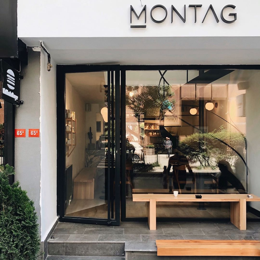 Montag Coffee Bomonti
