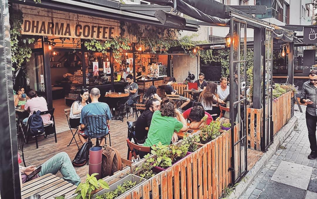 Dharma Coffee