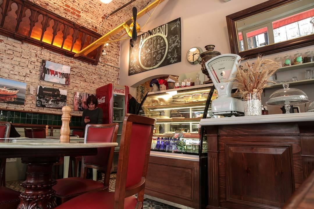 Aziz Cafe