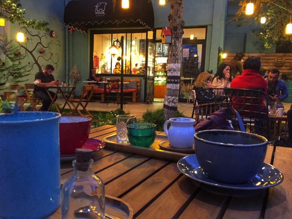 İvoor Coffee & Tea