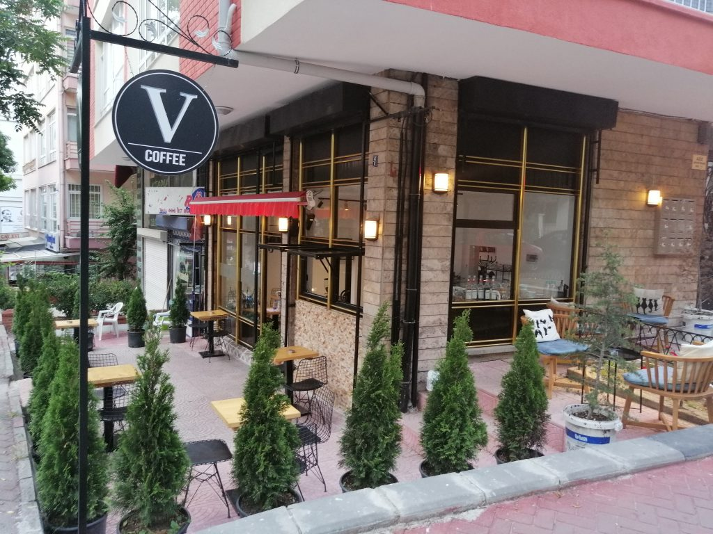 V Coffee Ankara