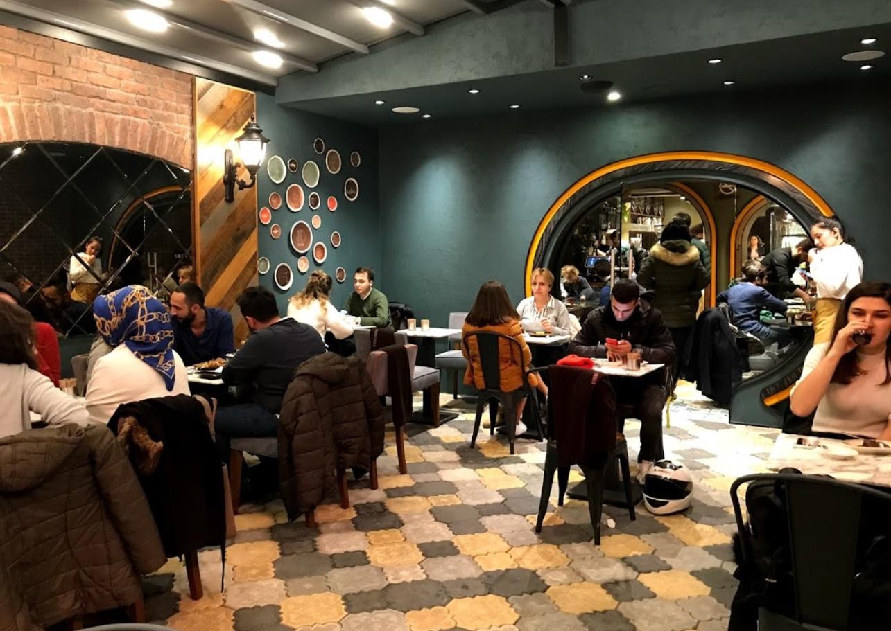 Viyana Kahvesi Koşuyolu