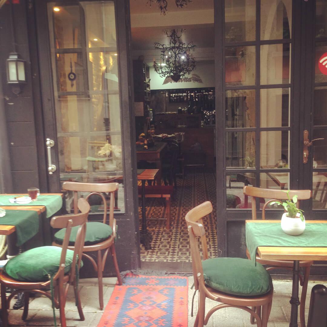 Cafe Pavita