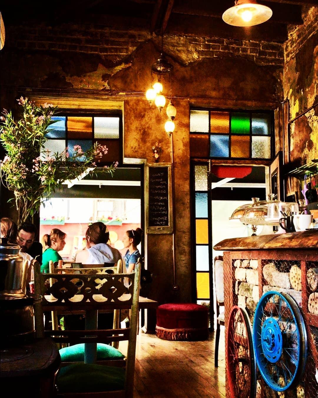 Cafe Şehrengiz
