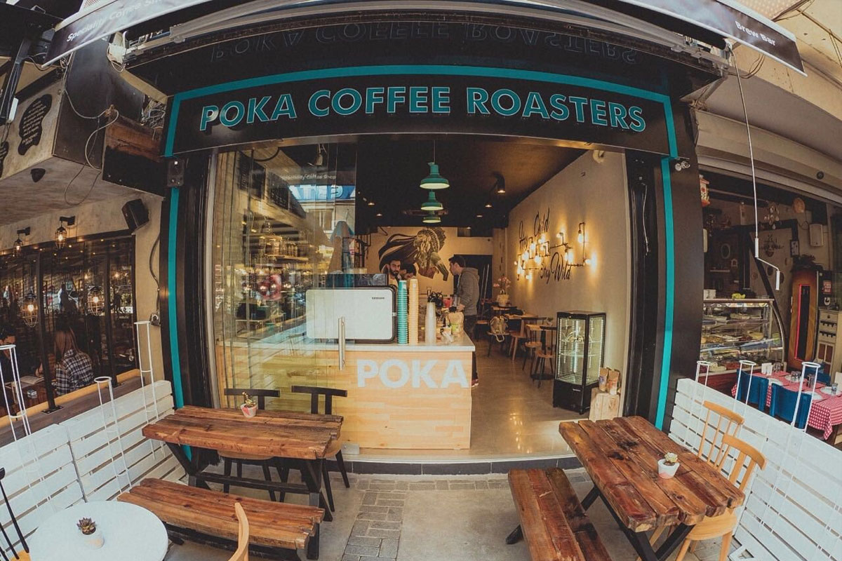 Poka Coffee Roasters