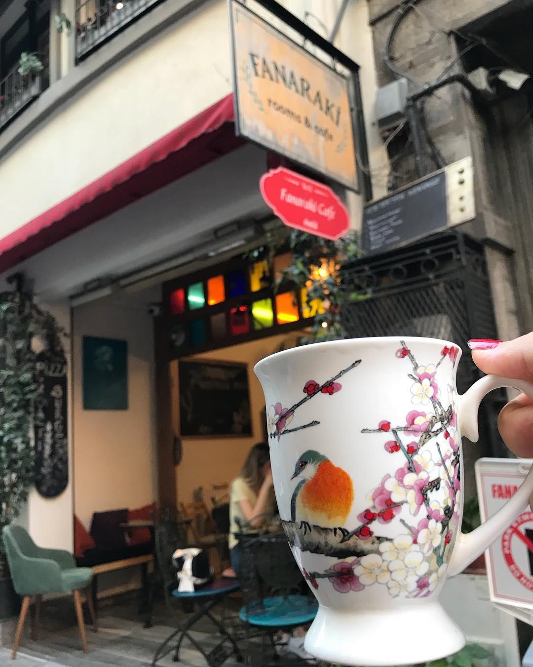 Fanaraki Cafe