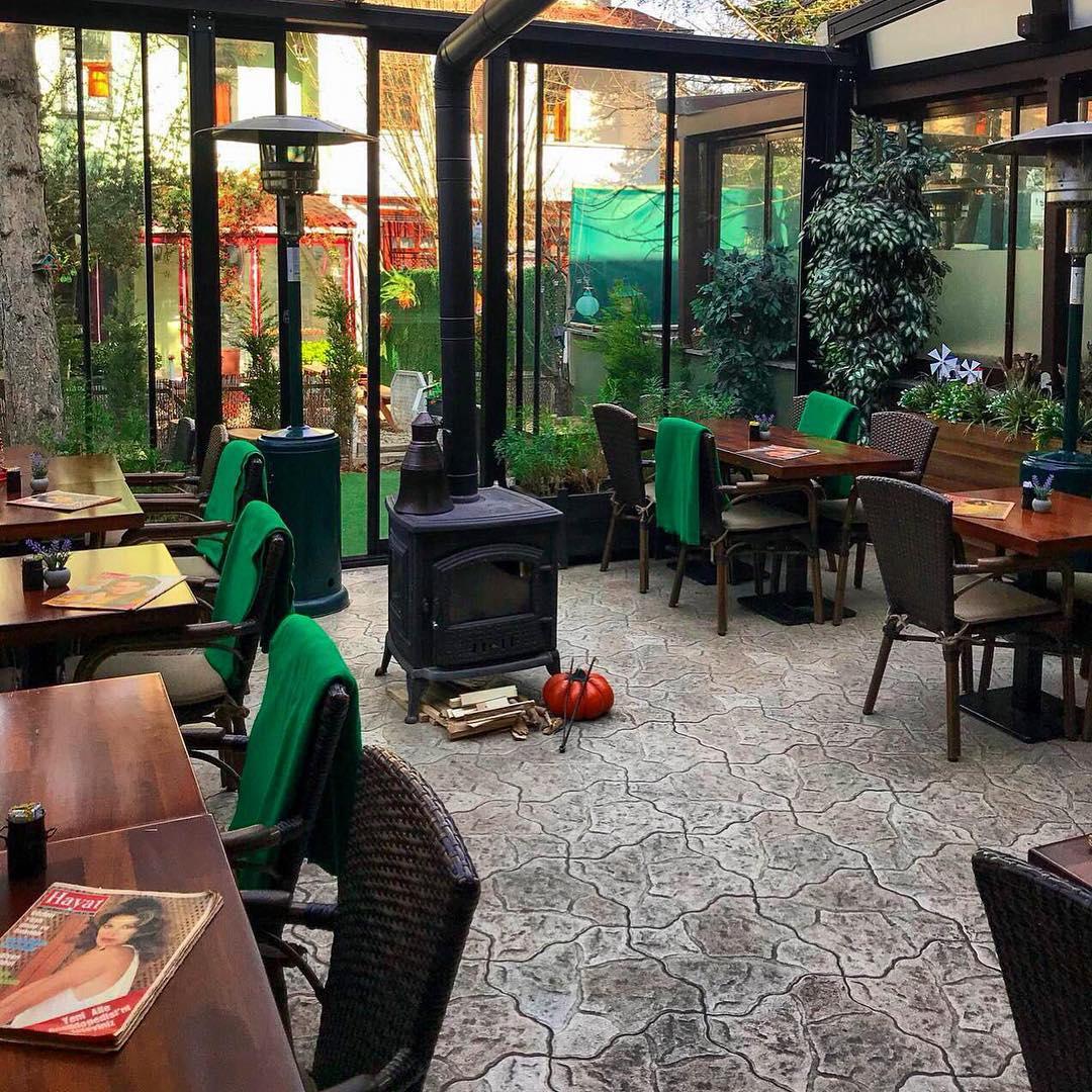 Yeşil Ev Cafe