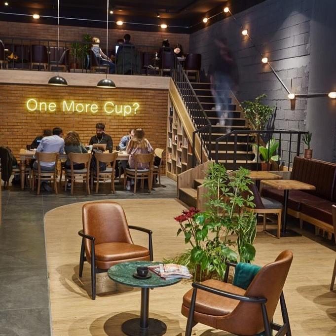 Leones Coffee House