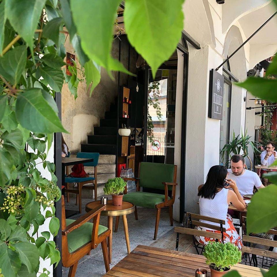 Kemankeş Cafe