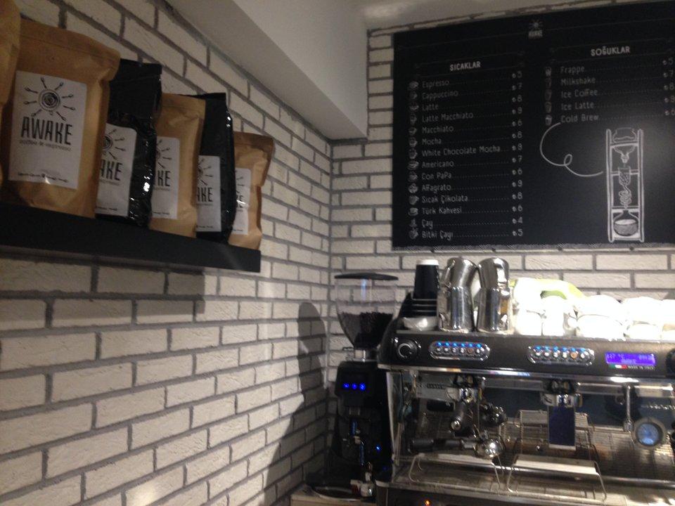 Awake Coffee & Espresso