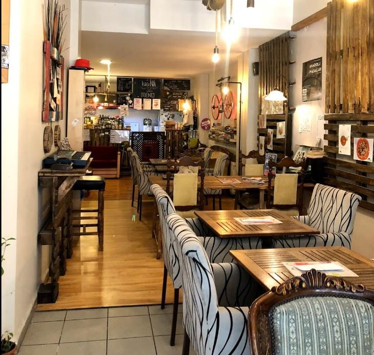 NA / Vegan Cafe