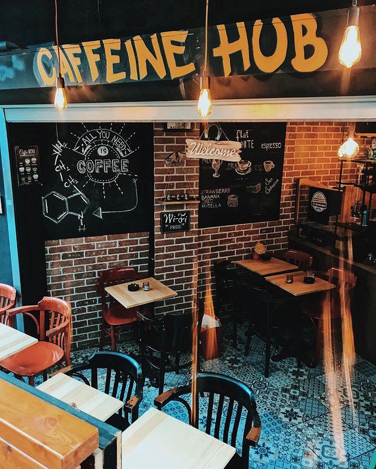 Caffeine Hub