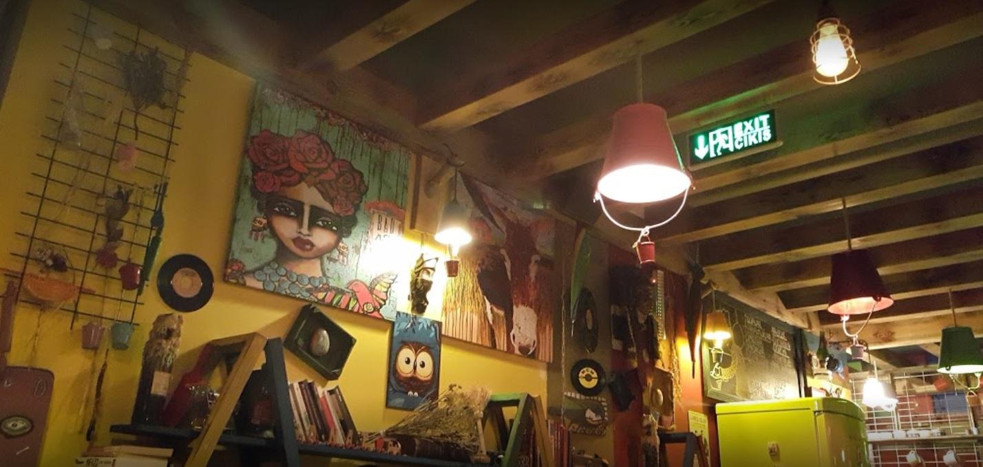 Sanat Evim Cafe 1