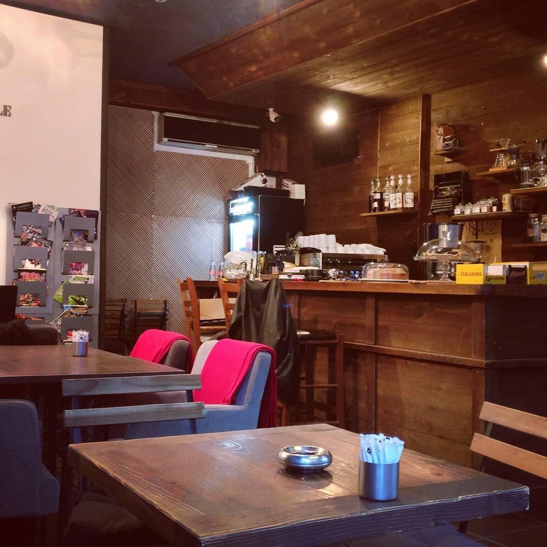 Black Bottle Tea & Coffee Shop