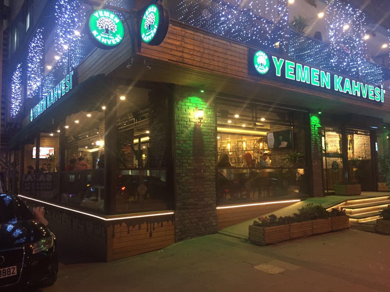 Yemen Kahvesi Arnavutköy