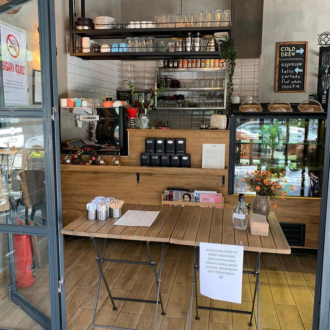 Vitelli Coffee Shop